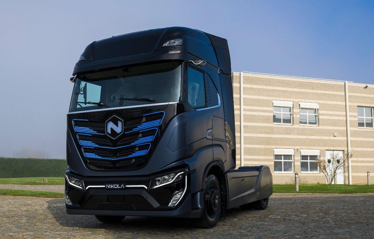 Imagem ilustrativa da notícia: Nikola Tre será produzido na fábrica da Iveco na Alemanha
