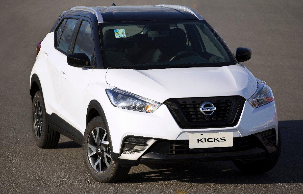 Imagem ilustrativa da notícia: Nissan Kicks ganha versão limitada