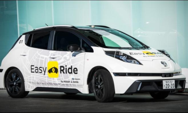 Imagem ilustrativa da notícia: Nissan e DeNA em testes de mobilidade autônoma