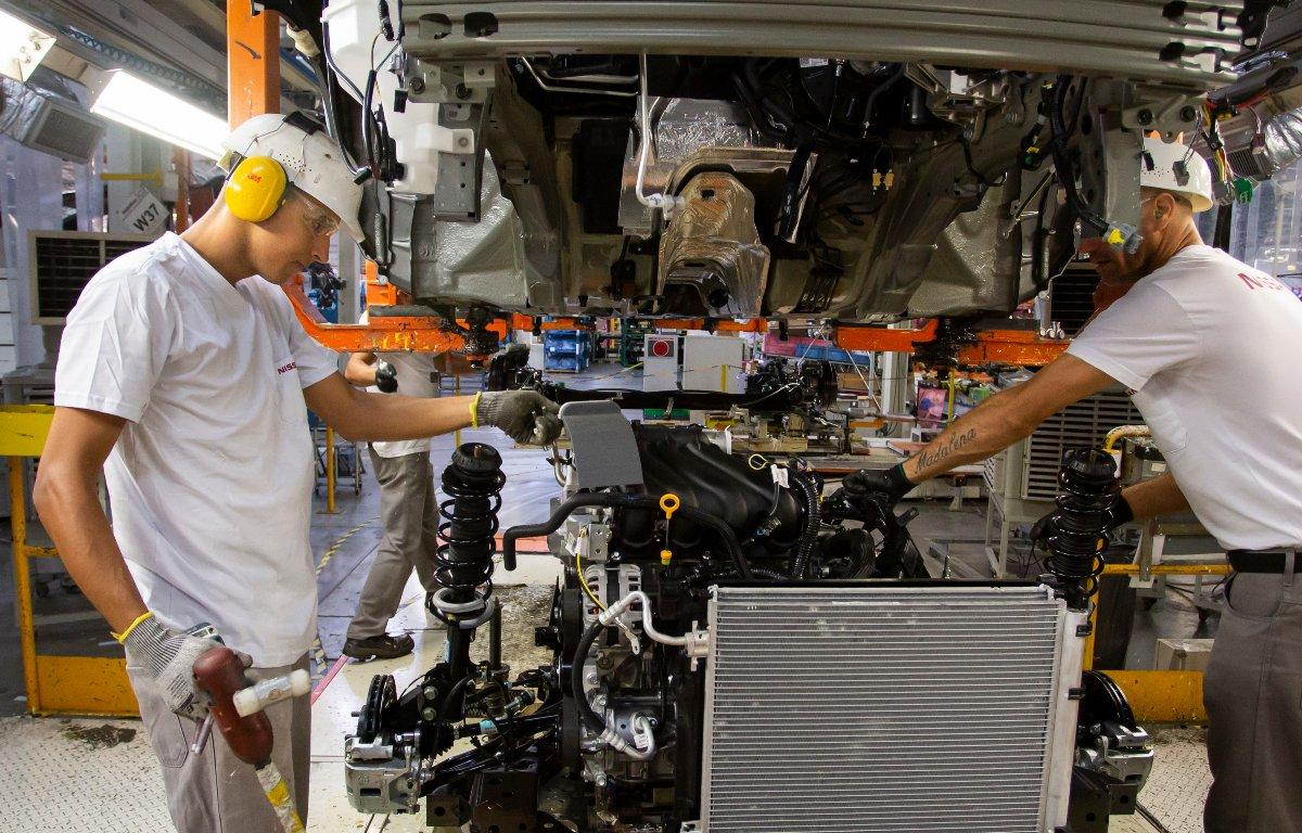 Imagem ilustrativa da notícia: Nissan usa impressora 3D nas linhas de Resende