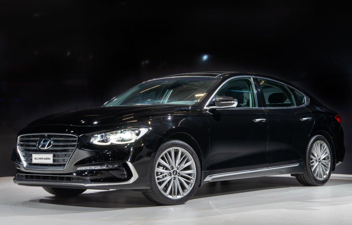 Imagem ilustrativa da notícia: Nova geração do Hyundai Azera chega às concessionárias