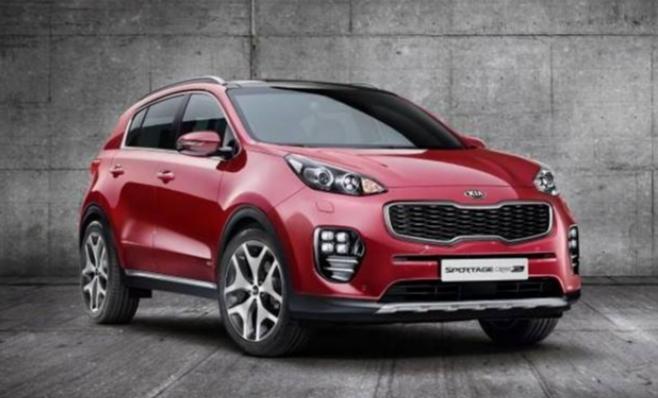 Imagem ilustrativa da notícia: Kia Sportage foi o importado mais vendido em junho