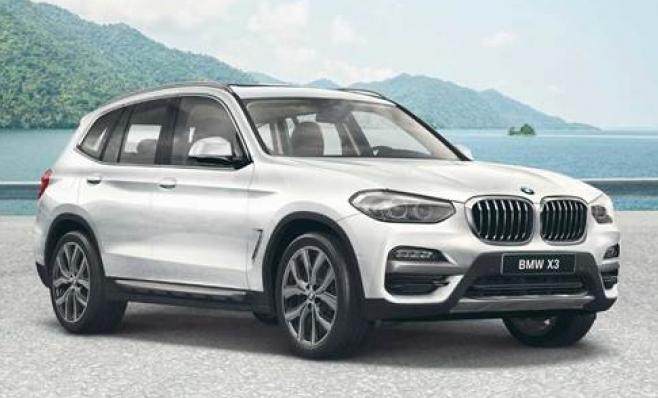 Imagem ilustrativa da notícia: BMW traz nova versão do X3 para o Brasil