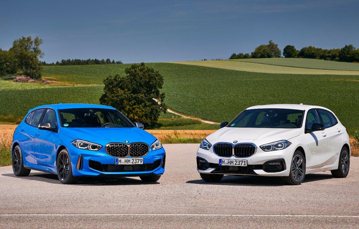 Imagem ilustrativa da notícia: Novo BMW Série 1 chega importado