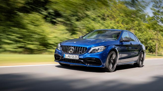 Imagem ilustrativa da notícia: Novo Mercedes AMG C 63 custa a partir de R$ 500 mil
