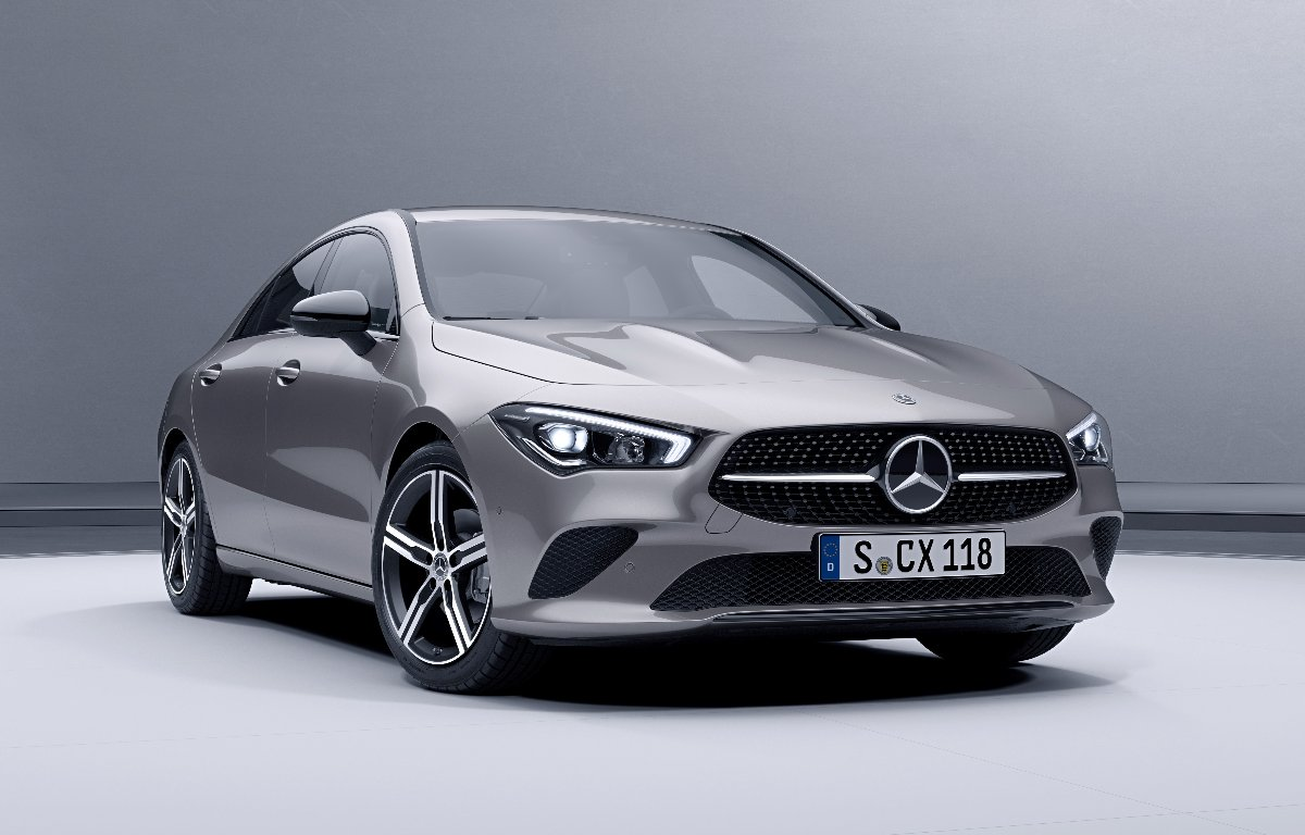 Imagem ilustrativa da notícia: Mercedes-Benz CLA 250 chega importado ao Brasil