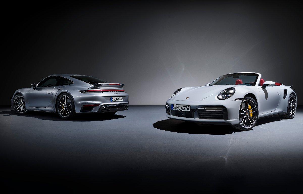 Imagem ilustrativa da notícia: Porsche 911 Turbo S chega em abril