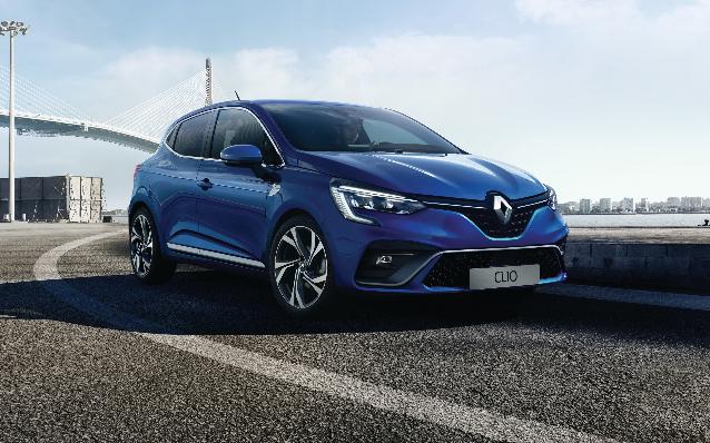 Imagem ilustrativa da notícia: Novo Renault Clio é apresentado em Genebra