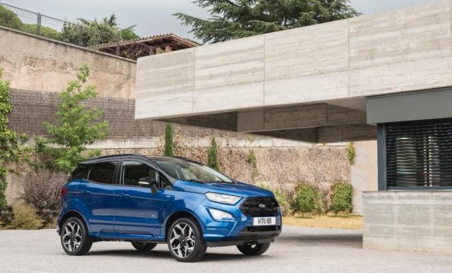 Imagem ilustrativa da notícia: Ford já vende novo Ecosport na Europa