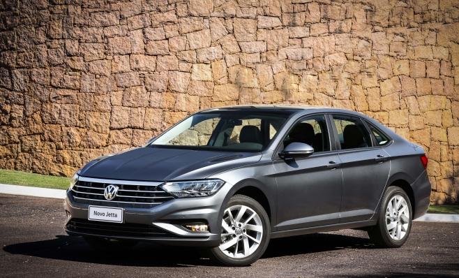 Imagem ilustrativa da notícia: Dura missão: a da nova geração do VW Jetta.