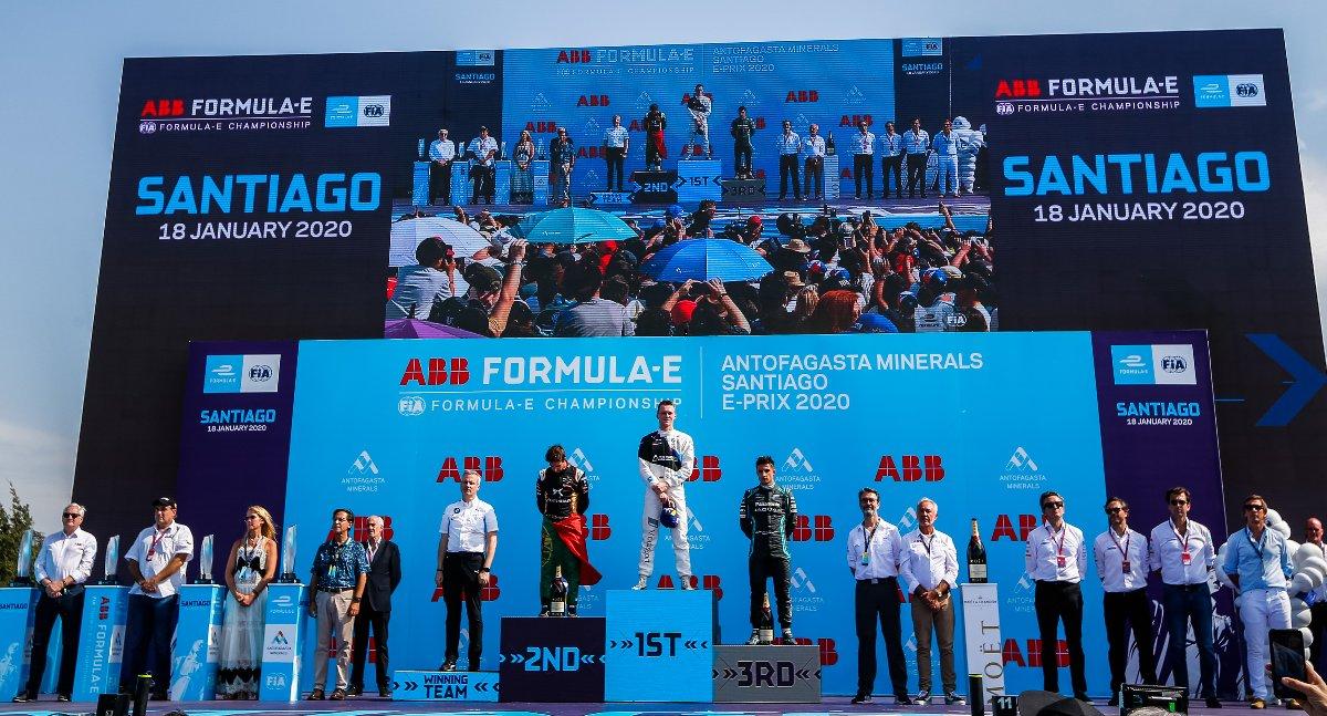 Imagem ilustrativa da notícia: Lítio é um caminho para manter Fórmula-E no Chile