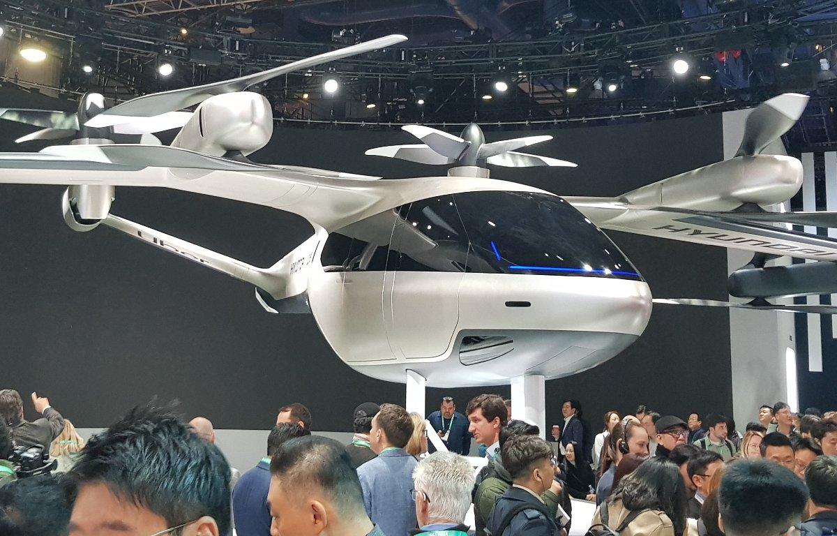 Imagem ilustrativa da notícia: CES, o Salão do automóvel da tecnologia