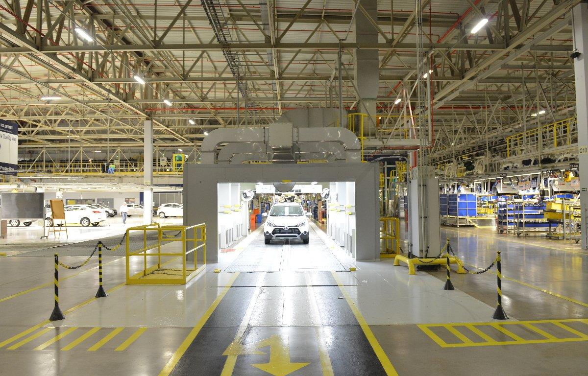 Imagem ilustrativa da notícia: O vírus que parou a indústria automotiva