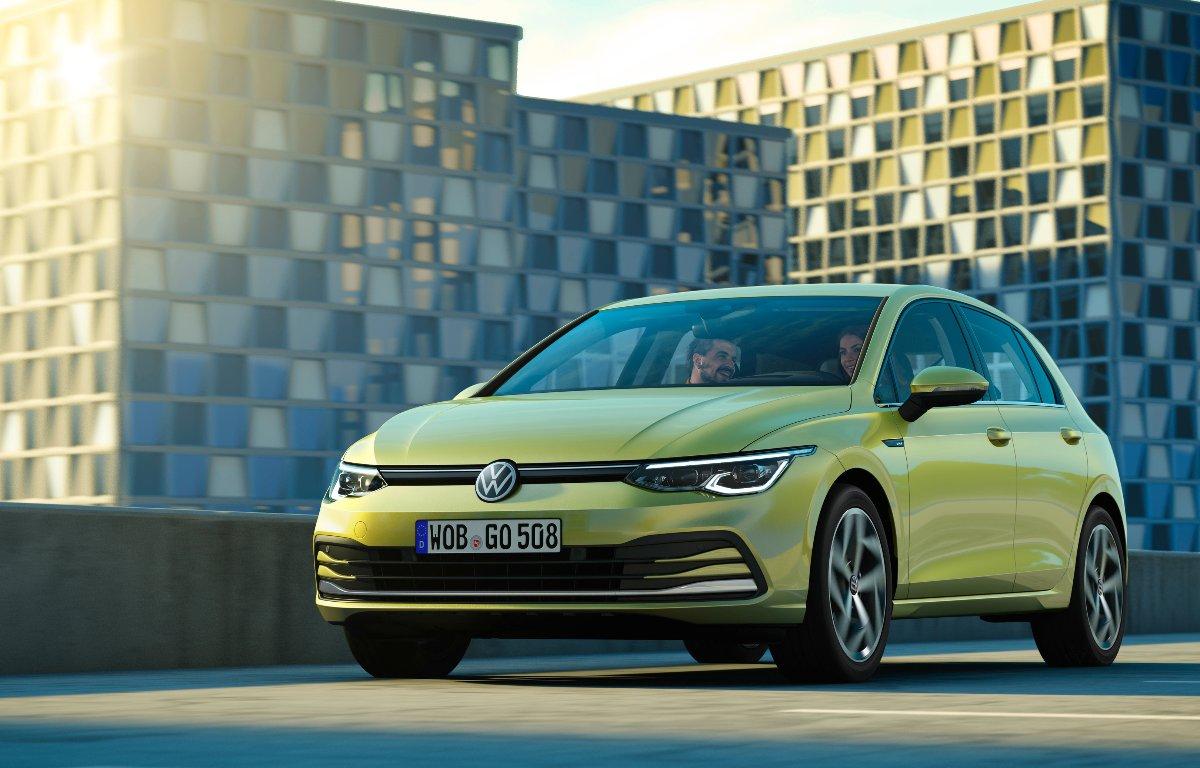 Imagem ilustrativa da notícia: Oitava geração do Volkswagen Golf é lançada na Europa