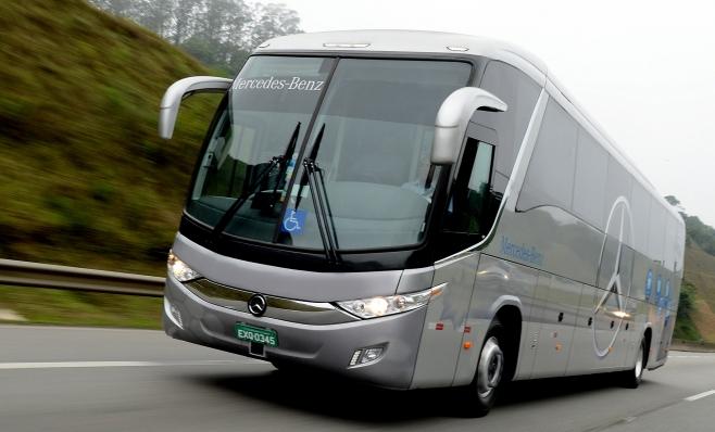 Imagem ilustrativa da notícia: Banco Mercedes-Benz anuncia seguro para ônibus rodoviários