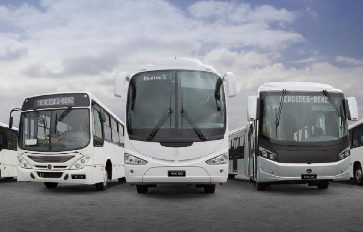 Imagem ilustrativa da notícia: Produção de chassis de ônibus caiu 3% no acumulado do ano.