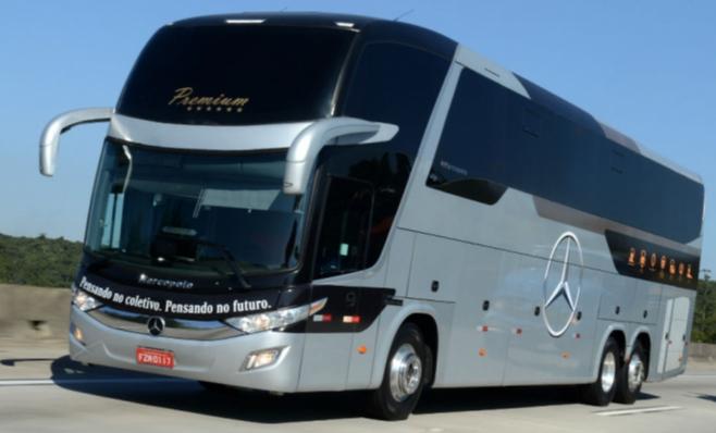 Imagem ilustrativa da notícia: M-B: vendas de ônibus crescerão até 20%.