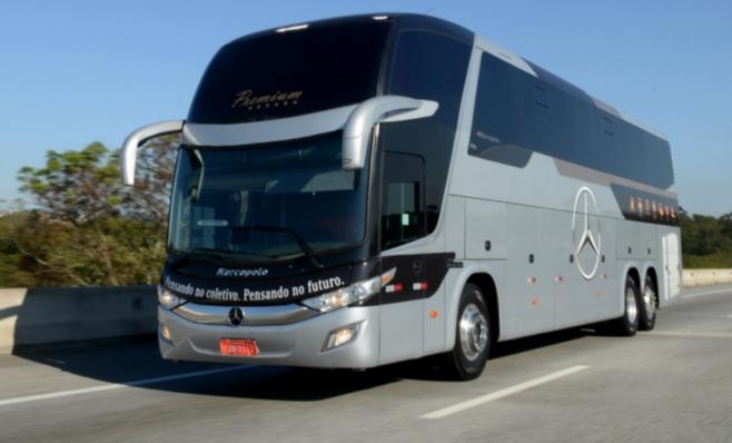 Imagem ilustrativa da notícia: Mercedes-Benz inicia corrida pelo ônibus autônomo
