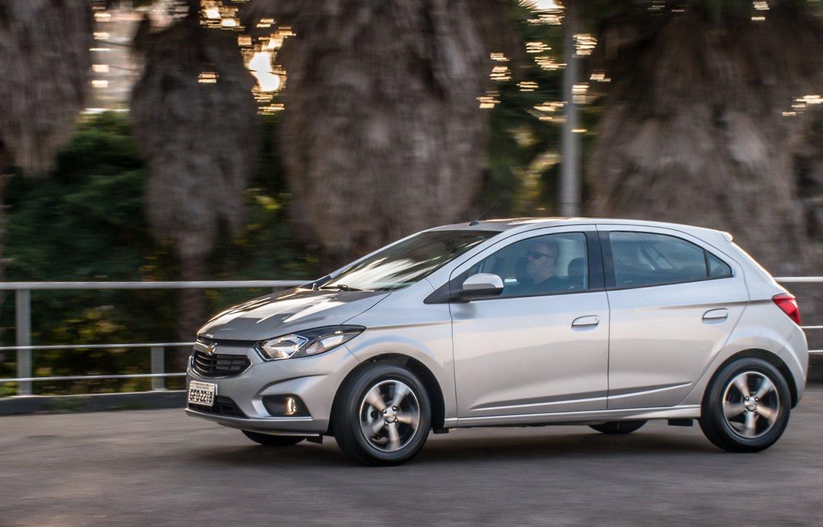 Imagem ilustrativa da notícia: Onix sustenta a liderança da Chevrolet