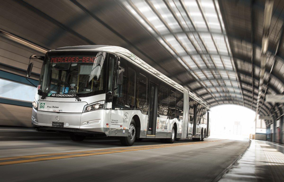 Imagem ilustrativa da notícia: Operadoras paulistanas compram 1,6 mil chassis M-B