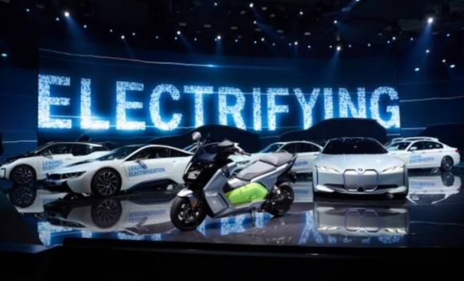 Imagem ilustrativa da notícia: BMW tem 250 mil veículos elétricos rodando por aí