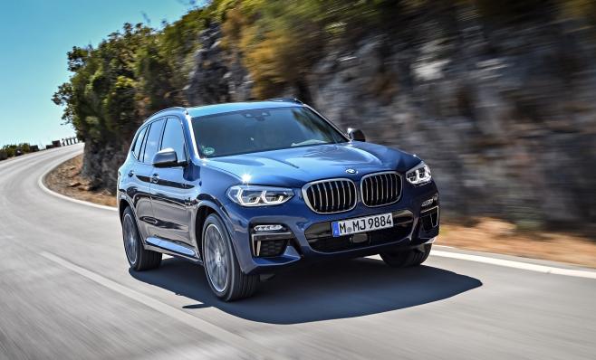 Imagem ilustrativa da notícia: BMW: Novo X3 chegará no primeiro semestre de 2018