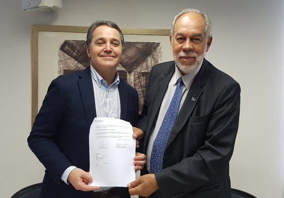 Imagem ilustrativa da notícia: Parceria Sindipeças-Embrapii mira indústria 4.0