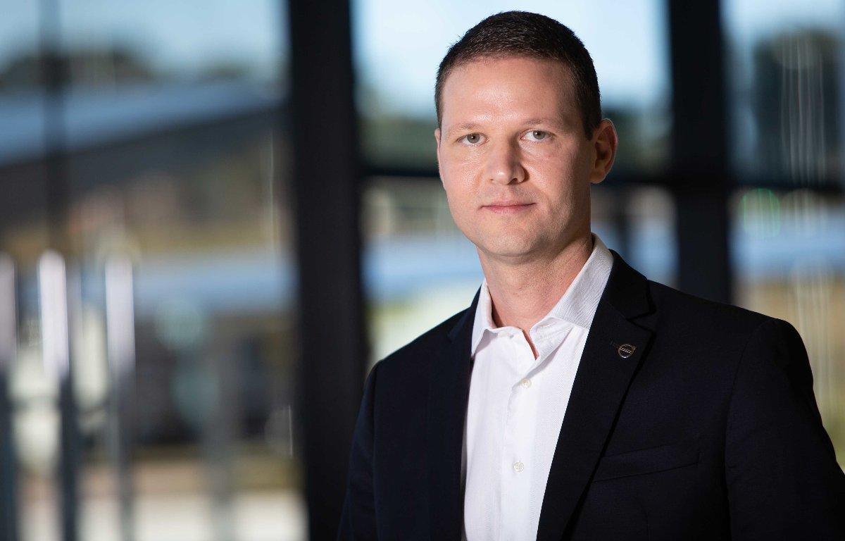 Imagem ilustrativa da notícia: Paulo Arabian é o novo diretor comercial da Volvo