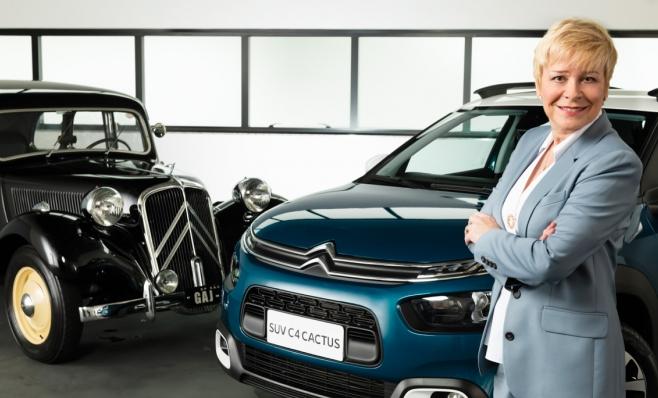 Imagem ilustrativa da notícia: Quase centenária, Citroën pavimenta o futuro