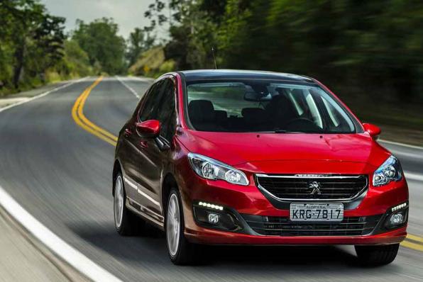 Imagem ilustrativa da notícia: Peugeot encerra importação do 308 e 408