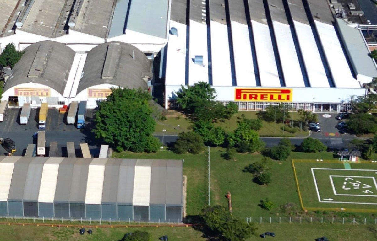 Imagem ilustrativa da notícia: Pirelli volta à produção com capacidade reduzida