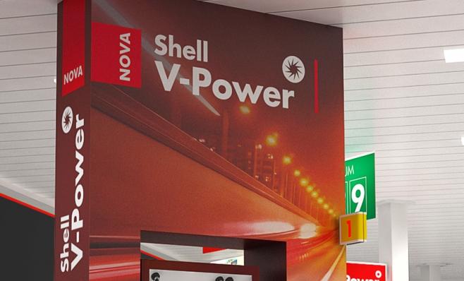 Imagem ilustrativa da notícia: Shell apresenta nova gasolina V-Power