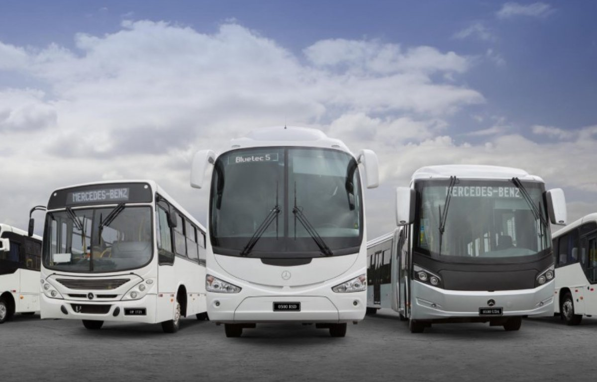 Imagem ilustrativa da notícia: Produção de chassis de ônibus em queda no segundo semestre