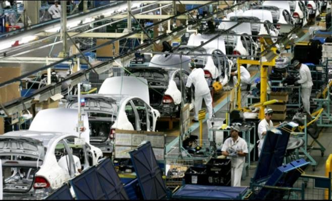 Imagem ilustrativa da notícia: Produção industrial cresce 3,1% no trimestre