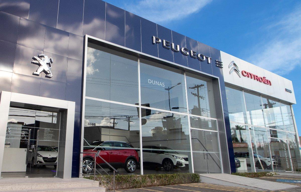 Imagem ilustrativa da notícia: Peugeot e Citroën: nova concessionária bimarca em Natal.
