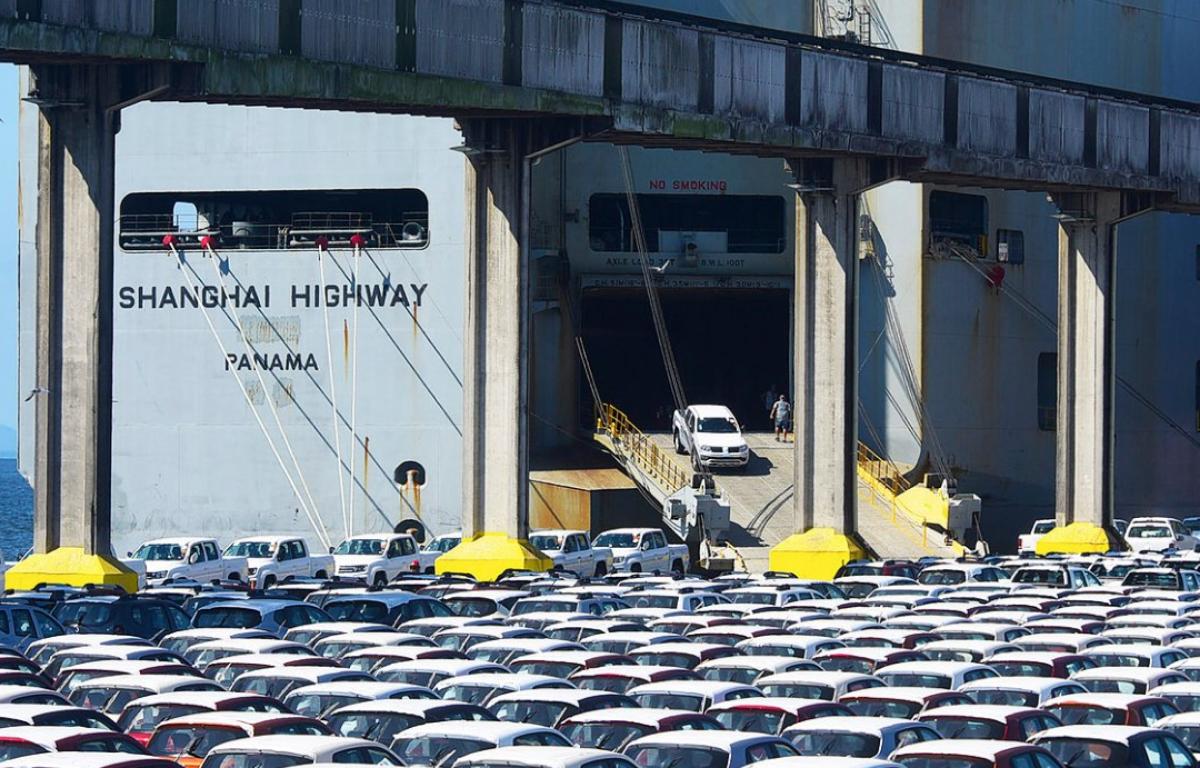 Imagem ilustrativa da notícia: Embarques somam menor volume em 23 anos