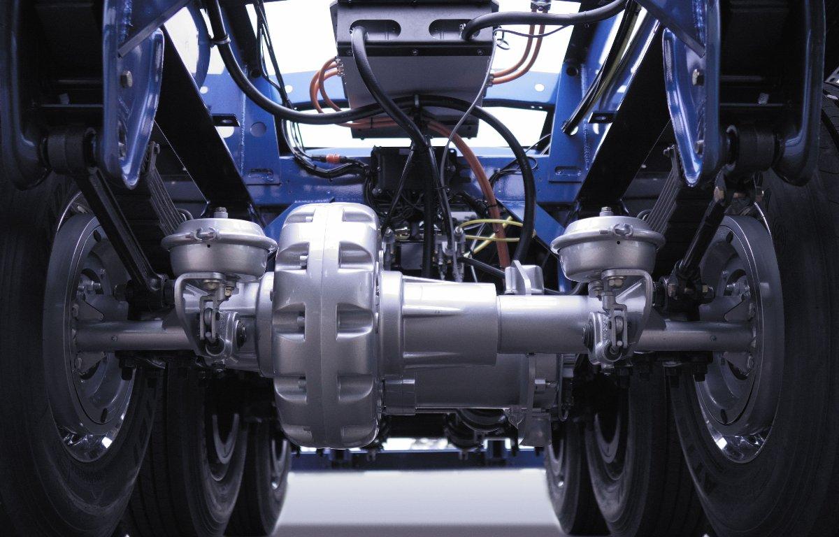 Imagem ilustrativa da notícia: Randon apresenta semirreboque com tração elétrica