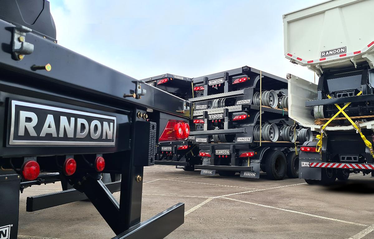 Imagem ilustrativa da notícia: Randon registra crescimento de 161% nas exportações