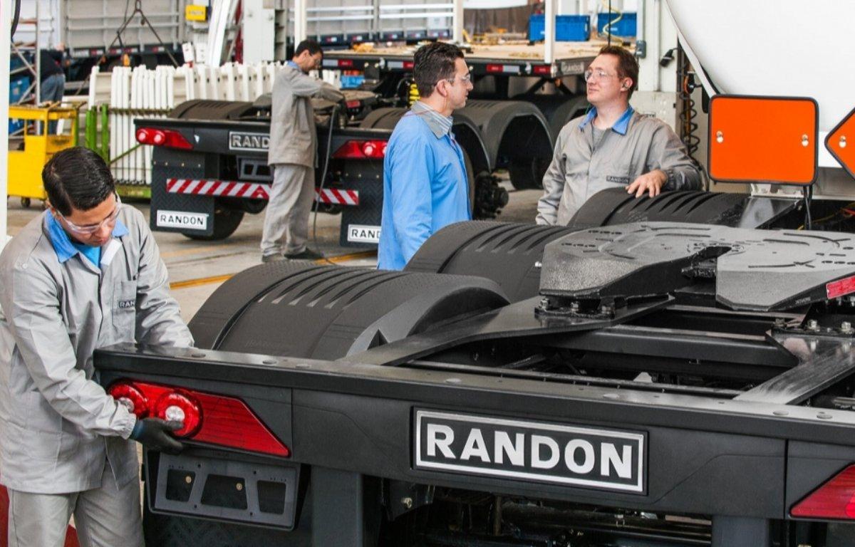 Imagem ilustrativa da notícia: Receita bruta da Randon avança 27% no semestre