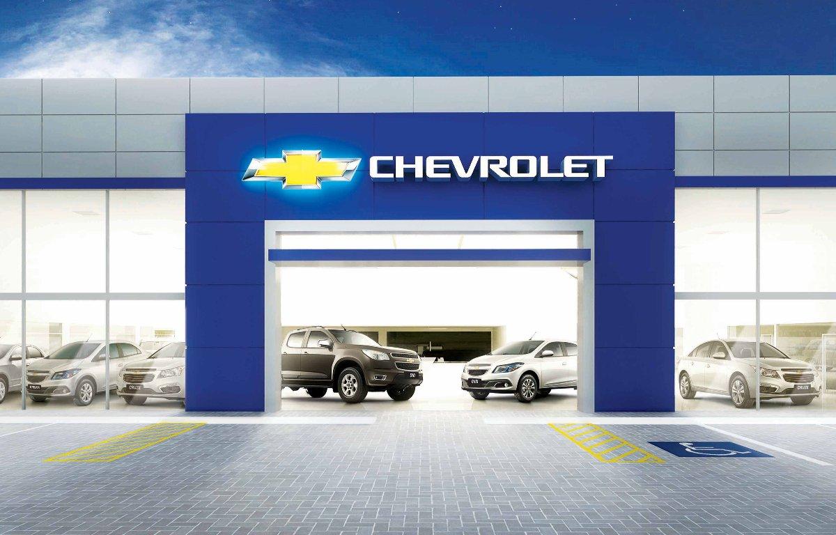Imagem ilustrativa da notícia: Rede Chevrolet é a mais visitada do Brasil