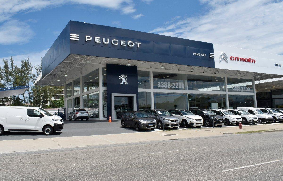 Imagem ilustrativa da notícia: Redes Peugeot e Citroën dobrarão de tamanho com lojas bi marca