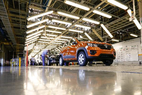 Imagem ilustrativa da notícia: Renault deseja 10% do mercado em 2022
