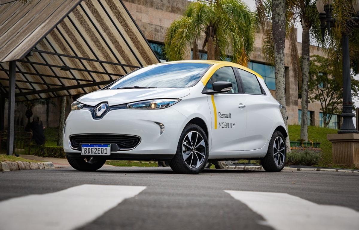 Imagem ilustrativa da notícia: Renault opera serviço de carsharing na Fiep