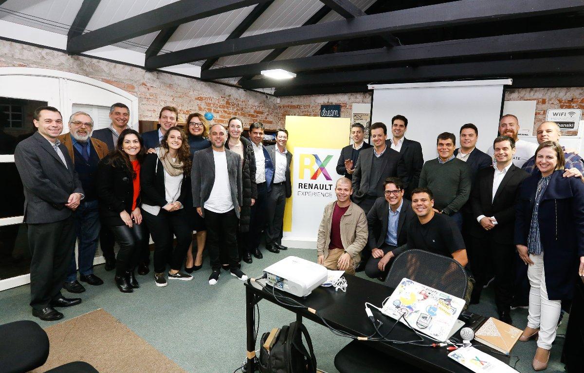 Imagem ilustrativa da notícia: Renault Experience divulga startups vencedoras