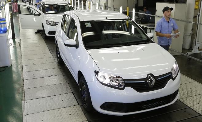 Imagem ilustrativa da notícia: Grupo Renault cresce no Brasil e no mundo