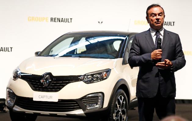 Imagem ilustrativa da notícia: Ghosn mantém posição em conselho da Renault