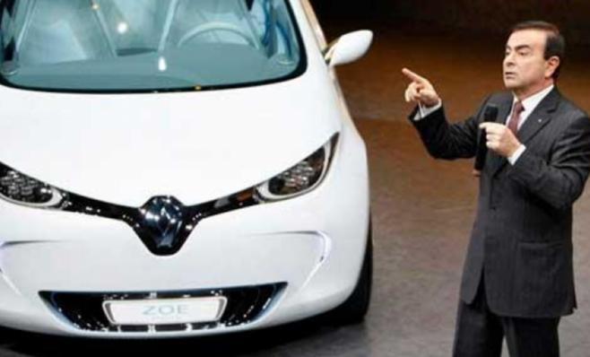 Imagem ilustrativa da notícia: Até 2022, Aliança R-N-M terá 12 veículos 100% elétricos