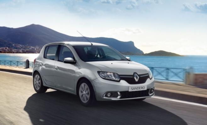 Imagem ilustrativa da notícia: Renault brasileiro deixará de ter design Dacia