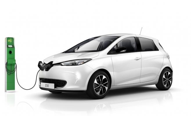 Imagem ilustrativa da notícia: Renault cria divisão focada apenas em energia elétrica