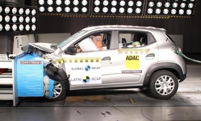 Imagem ilustrativa da notícia: Renault Kwid brasileiro supera o produzido na Índia